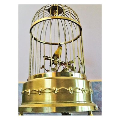 Early Automaton Birdcage