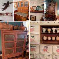 Antiques and vintage items from NHAC's September 2017 Estate Sale in Merrimack, NH