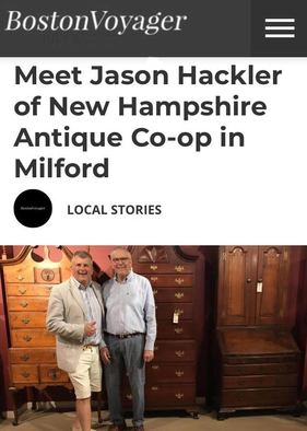Boston Voyager Magazine meets Jason Hackler of NHAC