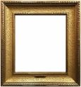 Gilt frame for a painting