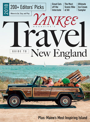 NH Antique Co-op Yankee Magazine Best Antiques in NE