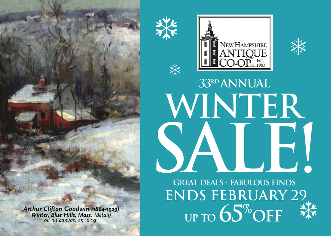 New Hampshire Antique Co-op 33rd Annual Winter Sale